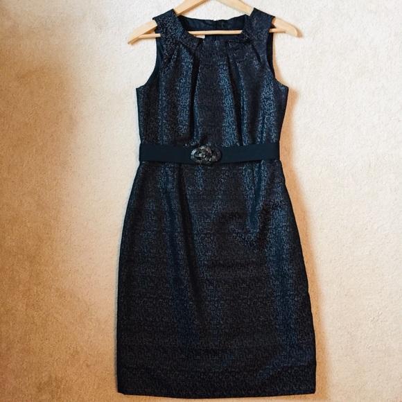 Evan Picone Dresses & Skirts - Evan Picone Sheath Dress w/ belt